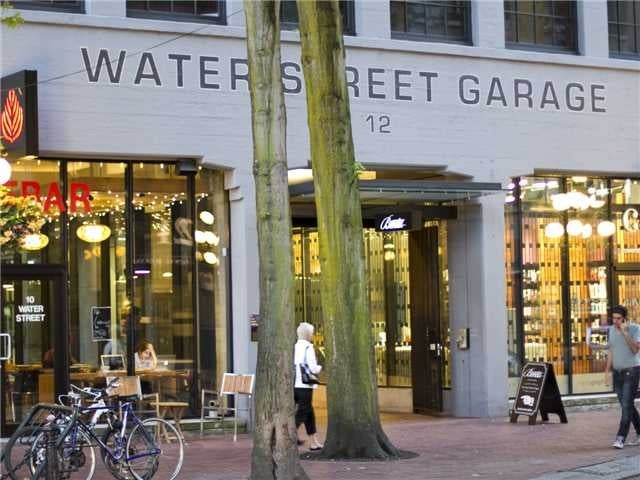 Garage   --   12 WATER ST - Vancouver West/Downtown VW #1