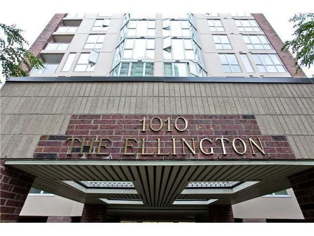 Ellington   --   1010 BURNABY ST - Vancouver West/West End VW #3