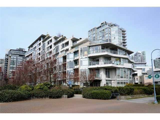 The Crestmark I   --   1288 MARINASIDE CR - Vancouver West/Yaletown #3
