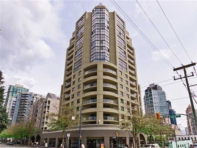 Century Tower   --   789 DRAKE ST - Vancouver West/Downtown VW #1