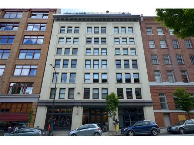 Bowman Lofts   --   528 BEATTY ST - Vancouver West/Downtown VW #3