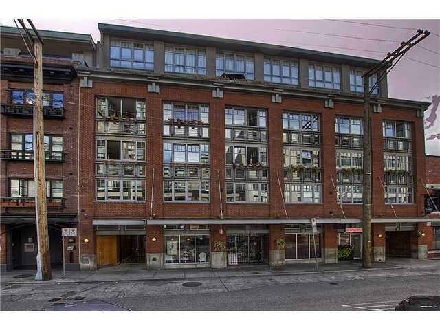 The Crandall Building   --   1072 HAMILTON ST - Vancouver West/Downtown VW #1