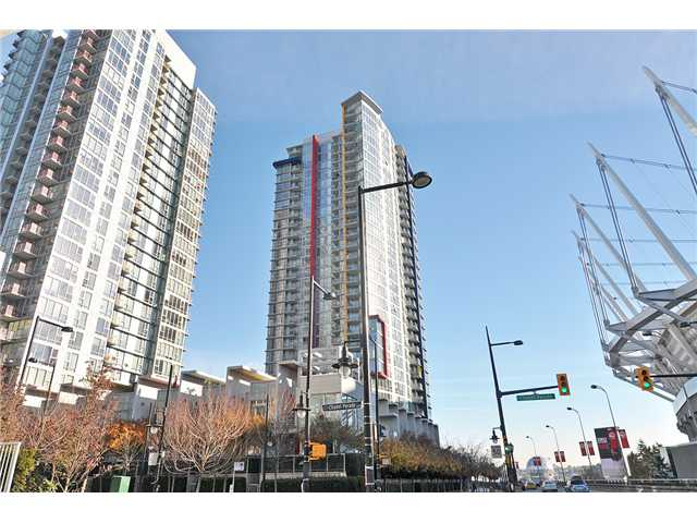 # 2609 111 W GEORGIA ST - Downtown VW Apartment/Condo for sale, 1 Bedroom (V976392) #2
