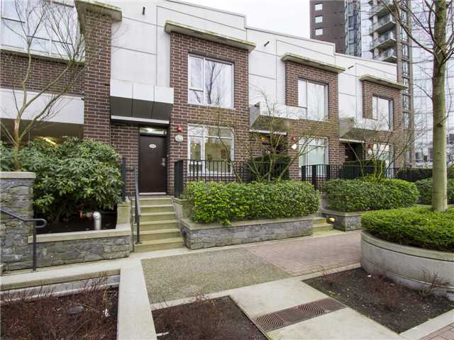 1418 SEYMOUR ME - Yaletown Townhouse for sale, 2 Bedrooms (V1106330) #2