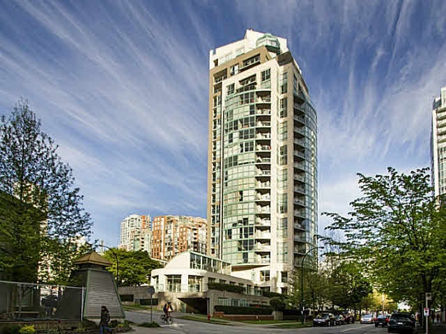 1503 907 BEACH AVENUE - Yaletown Apartment/Condo for sale, 1 Bedroom (R2035362) #1